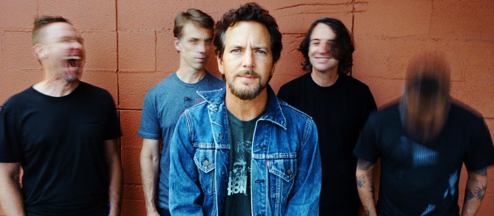Pearl Jam (Foto: PearlJam.com)
