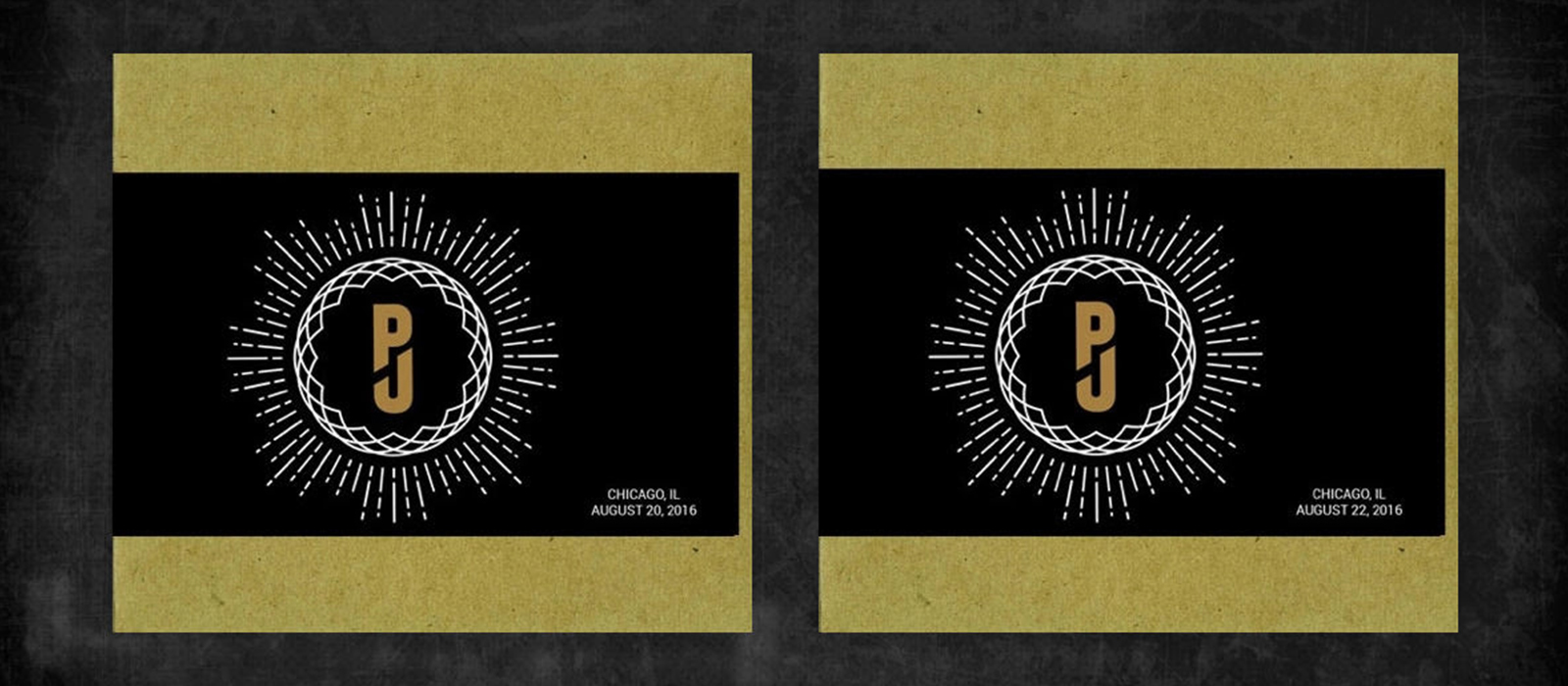 Pearl Jam - Wrigley Bootlegs Out Now