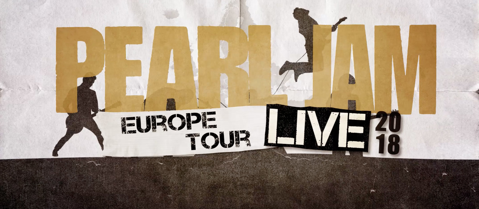 pearl jam live 2018 europe tour