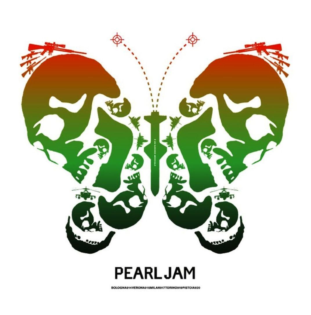 pearl jam verona 2006