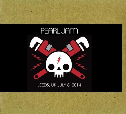 Pearl Jam - Leeds UK Leeds - 2014
