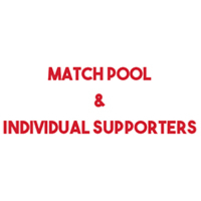 Match Pool & Individual Donors