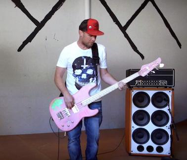 Jeff Ament Bass