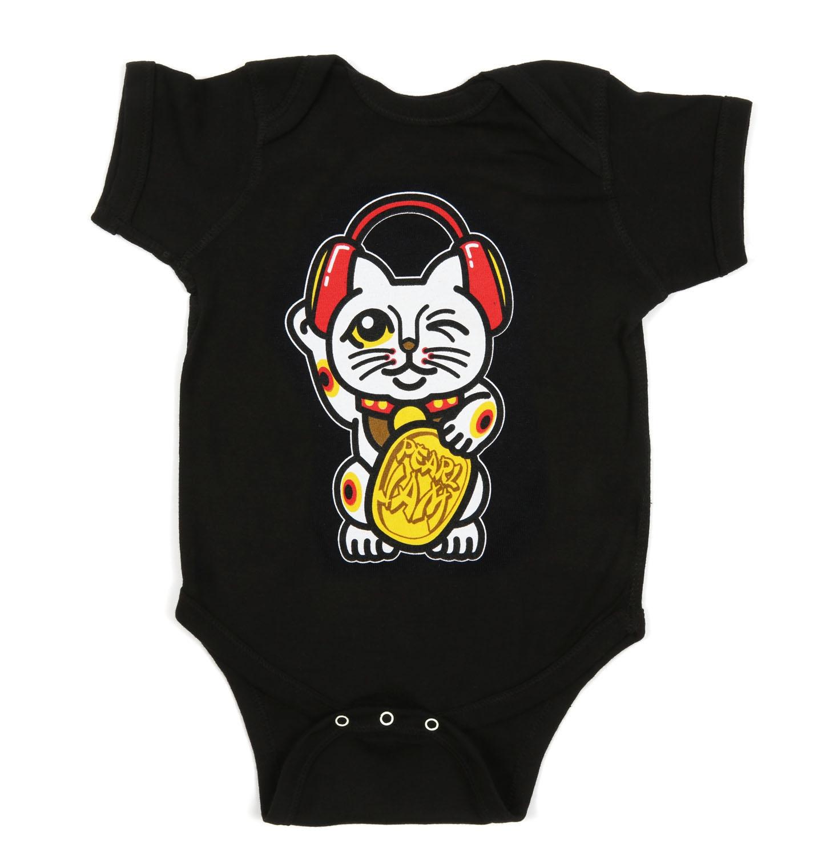 Pearl Jam Lucky Cat Onesie Shop