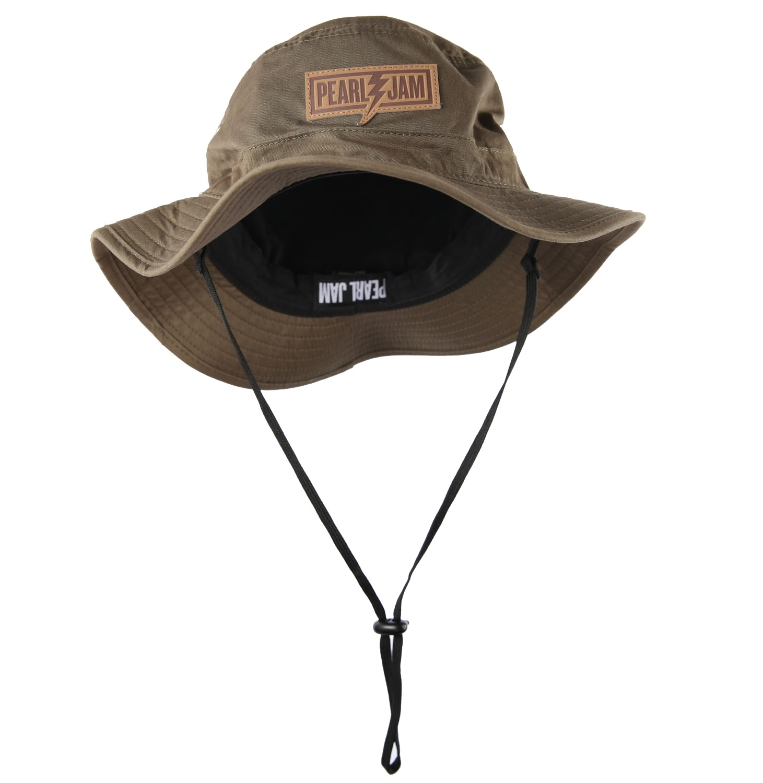 Pearl Jam - Crash Boonie Hat - Shop 86d31052c72