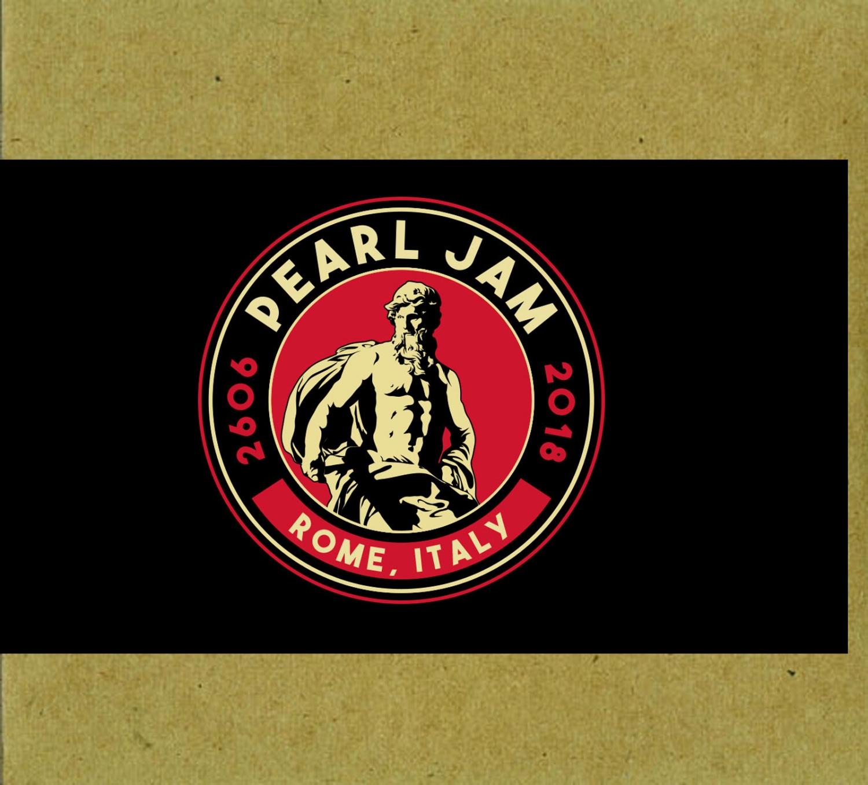 pearl jam cd  Pearl Jam - Rome 6/26/2018 Bootleg Cd - Shop