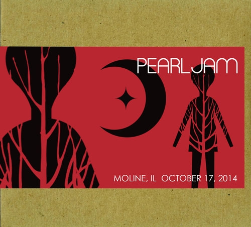 Image result for pearl jam moline