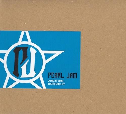 Pearl Jam Hartford 6 27 2008 Bootleg Digital Download Shop