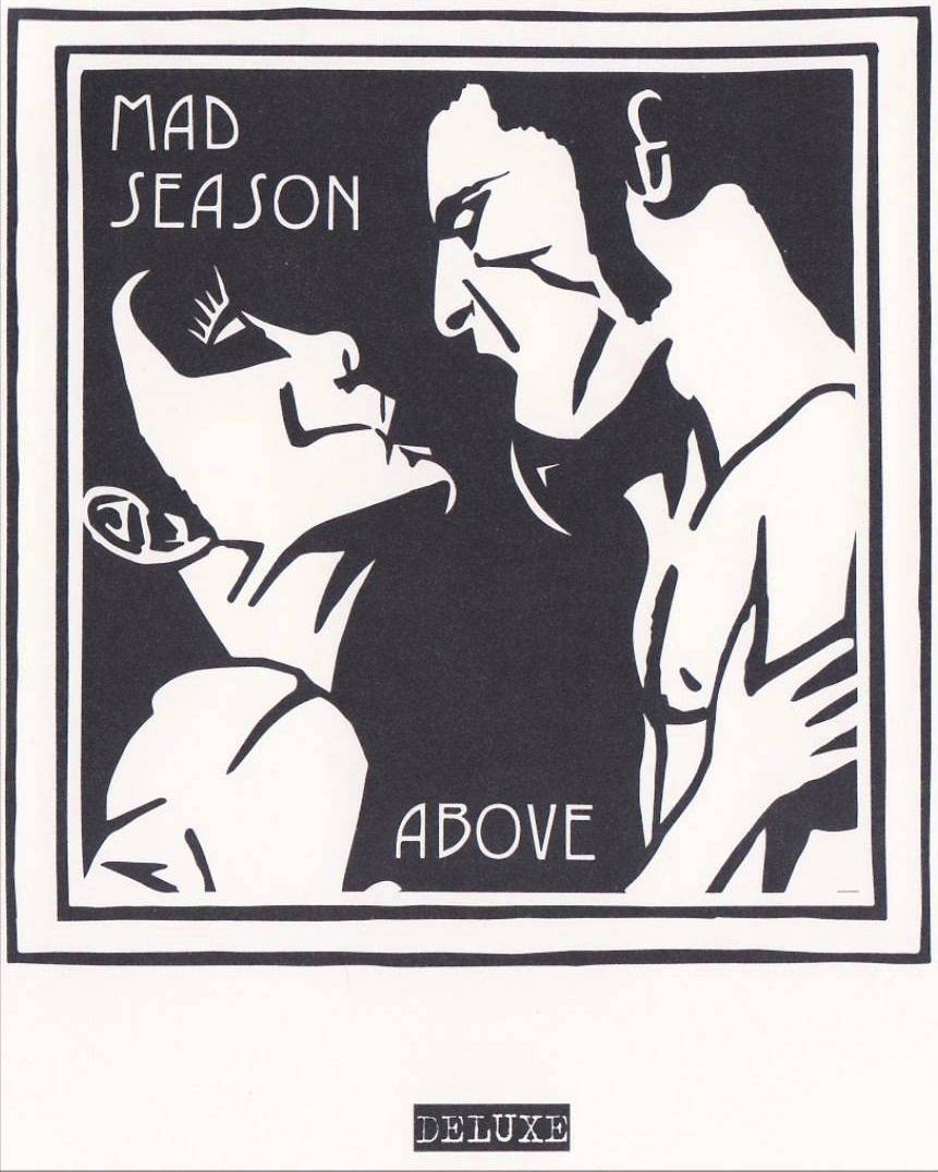 Pearl Jam Mad Season Above Deluxe Edition Reissue Shop