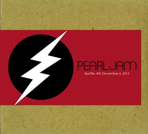 Pearl Jam - Seattle 12/6/2013 Bootleg Cd - Shop